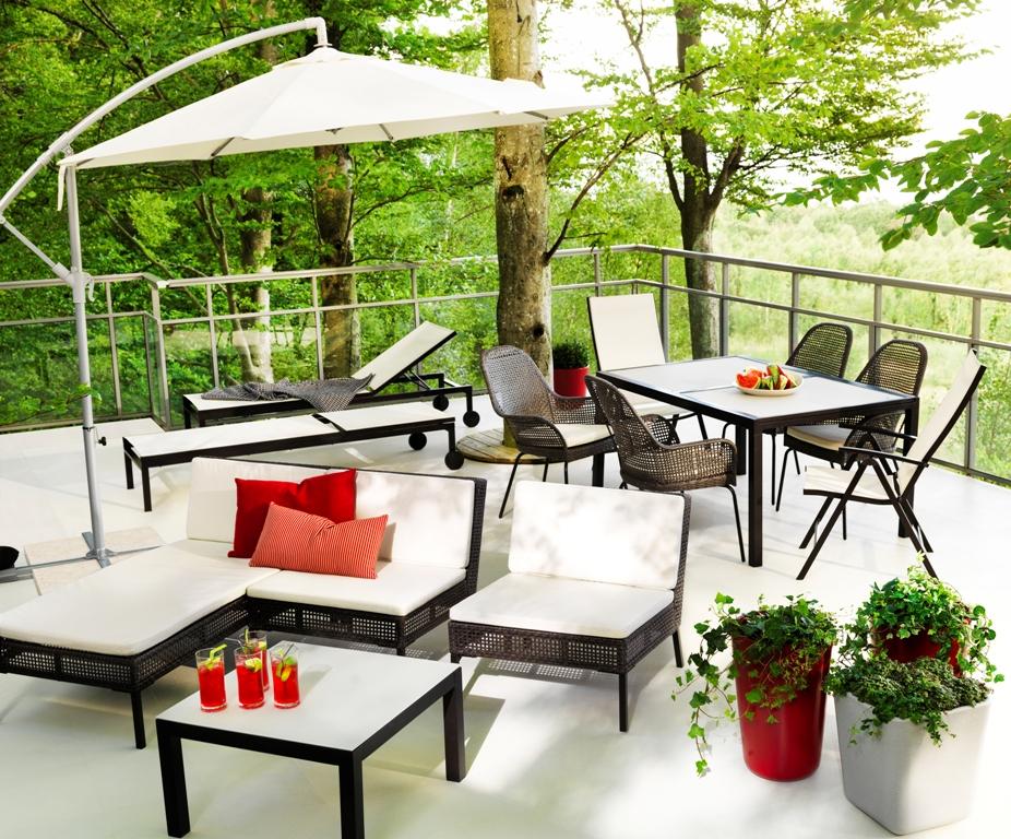 Novedades primavera ikea 2011 muebles de jard n i - Ikea terraza y jardin ...