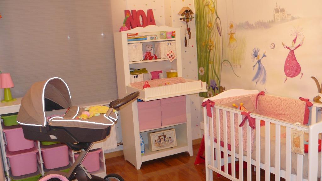 Concurso dormitorios de beb s noa baby deco - Dormitorios bebe ikea ...