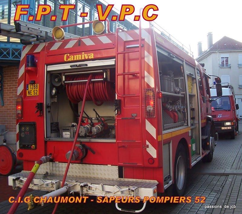 Sapeurs Pompiers 52  Le V P C Du Sdis 52 Engage Lors D U0026 39 Un