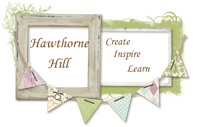 Hawthorne Hills - Scrappy Do blog by Donna