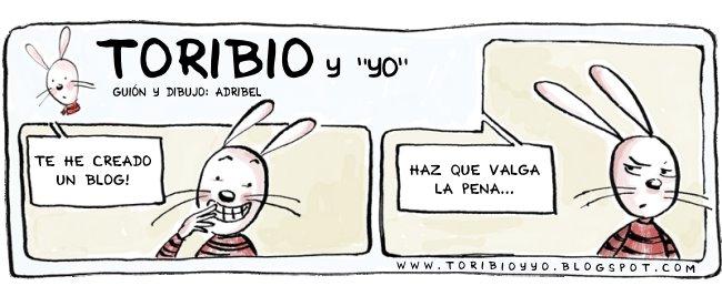 "Toribio y ""yo"""