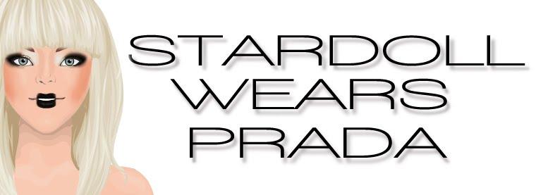 Stardoll Wears Prada