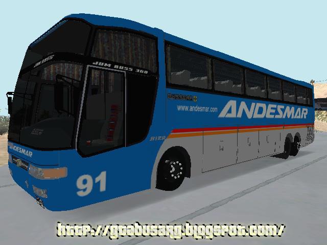 descargar buses para gta san andreas