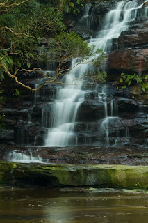 The Main Waterfall - Somersby Falls, Australia