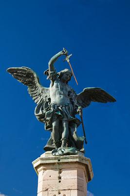 Castel Sant' Angelo - Rome, Italy