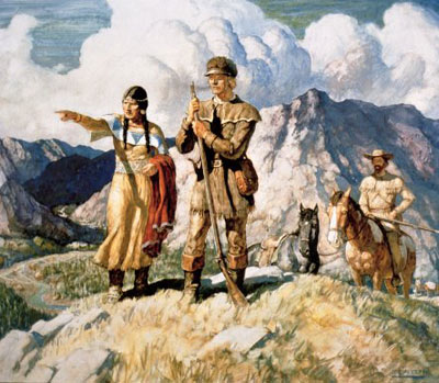 lewis and clark the imperialist of Walter johnson walter johnson  about the central role of st louis in the imperialist and racial capitalist history of the united states, from lewis and clark to.