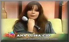 ANA LUISA CID  (MÉXICO)