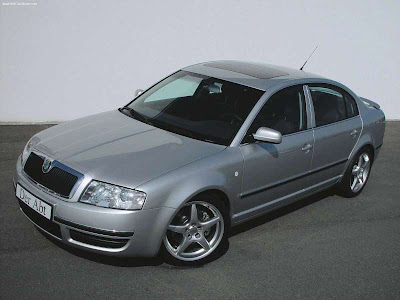 Latest ABT Skoda Superb photos
