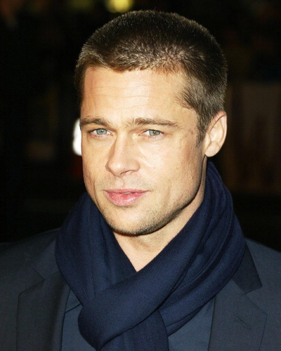 brad pitt. Brad Pitt – I love Brad with a