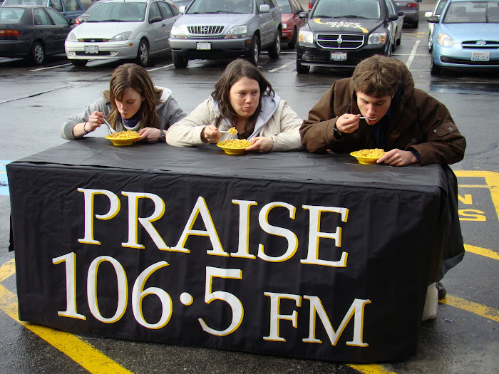Listeners compete for FRONT ROW seats!