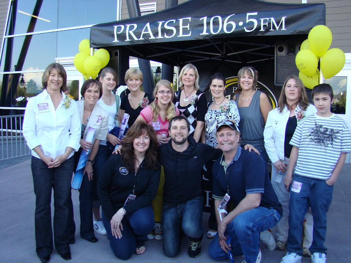 Brandon Heath meets the MOMs!