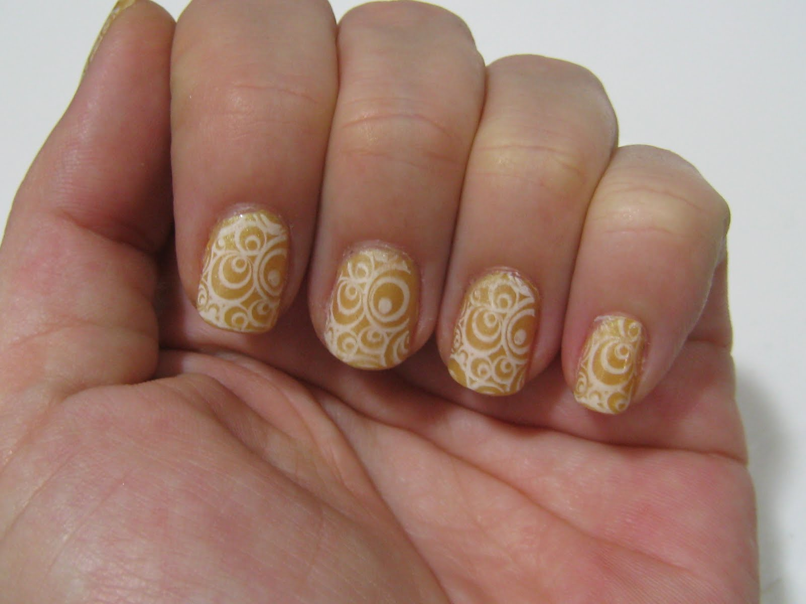Konad Stamping Nail Art, Nail Art Design