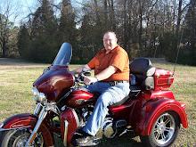 Papa and His Harley