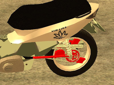 Honda Biz By Emanoel 3D