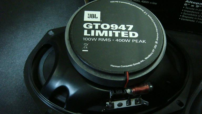 JBL 6x9 3 ways speaker GT0947