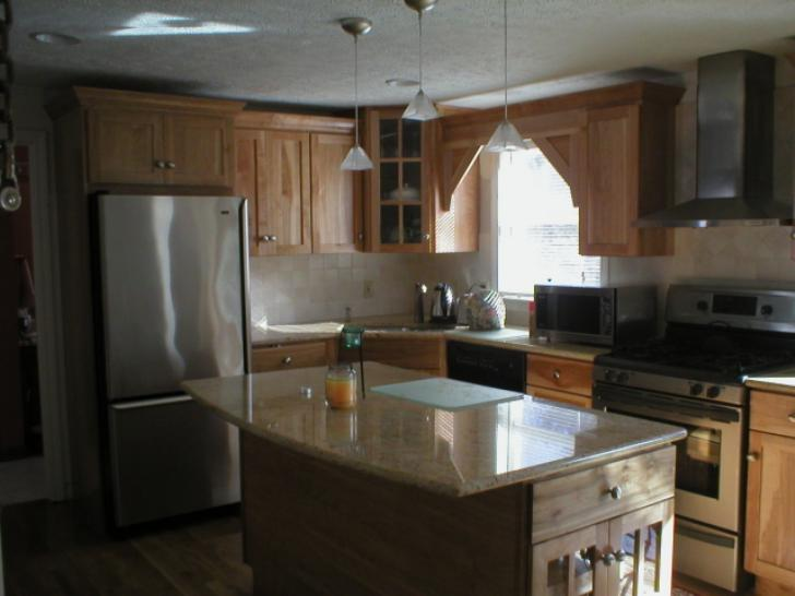 kitchen cabinet remodel
