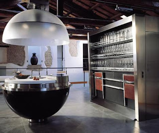 Cool Kitchen Designs sheer sphere kitchen