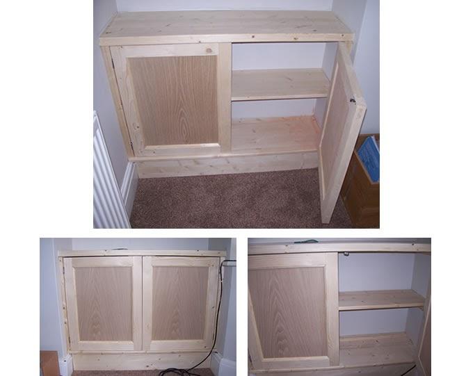 Built in cupboards designs bedroom