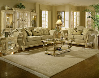 Luxury Sofas Set