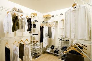 Wardrobe Shelving Organiser