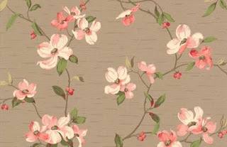 Vintage wallpaper festival continues – with another source, courtesy