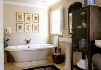 Colonial Bathroom Design Property and Accommodation