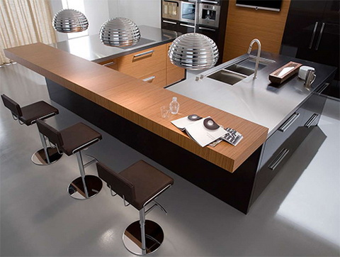 New Design Kitchen