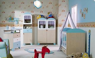Boys Baby Room