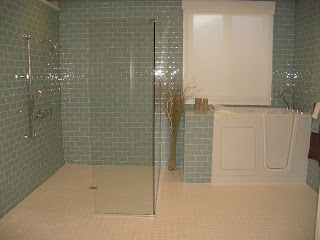 Handicap Bathroom Design Handicap/ ADA approved Bathroom Walk-in shower build directly