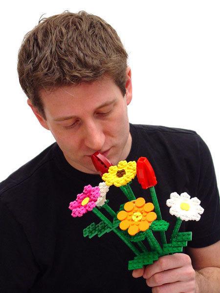 LEGO® artist Nathan Sawaya