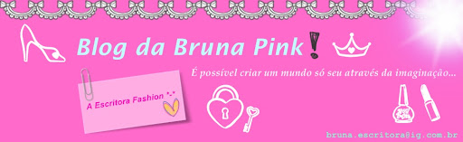 Blog da Bruna Pink