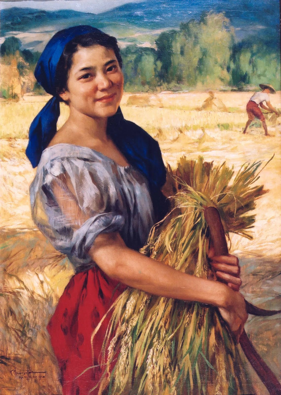 amorsolo - Beautiful Filipinas - Philippine Photo Gallery