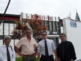 Equipe do IBEMA no CPI 9 de Piracicaba