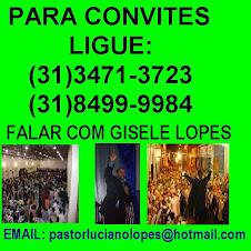 CONTATOS PARA CONVITES