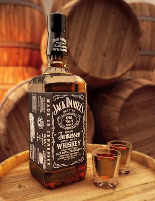 foto de How to edit a bottle of jack daniels : photoshop