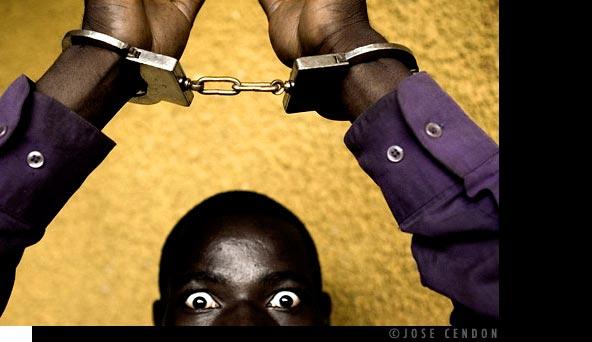 Não queremos paz, queremos justiça e direitos iguais!