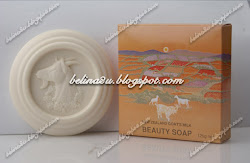 Goat's Milk Beauty Soap