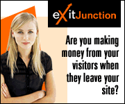 Make Money From Your Exit Traffic with ExitJunction