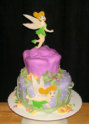 Tinkerbell Cake Decorating Supplies