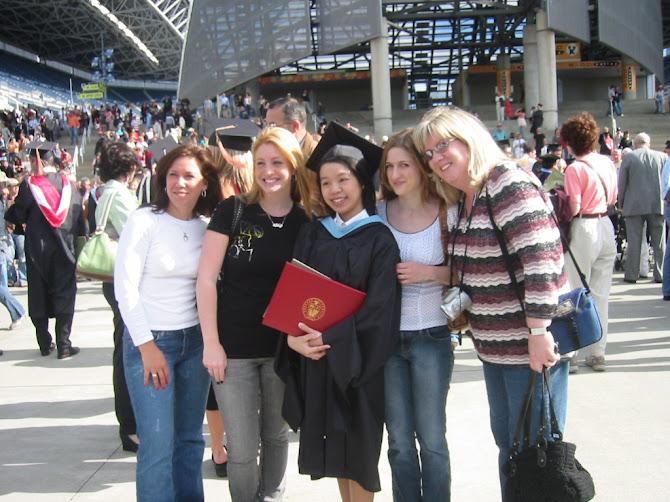 Mint's Graduation