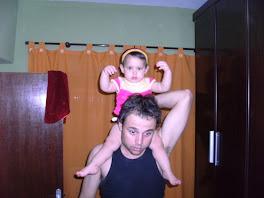10 meses com o papai