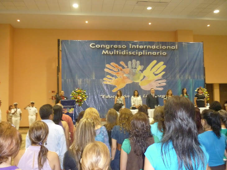 CONGRESO INTERNACIONAL EDUCATIVO MULTIDISCIPLINARIO 2010
