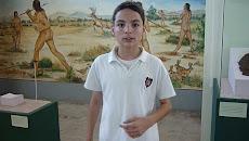 Alumno Issac Galindo Lopez integrante del equipo Sudcalifornianos por México