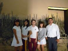 Video Un saludo muy Especial a la comunidad estudiantil de nuestra Escuela Secundaria Morelos