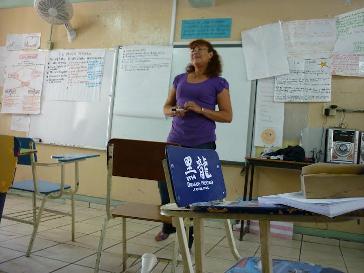 Se agradece a la Coordinacion Academica del ProNap. Profra. Manuelita Rondero Higuera. Coord. CEA