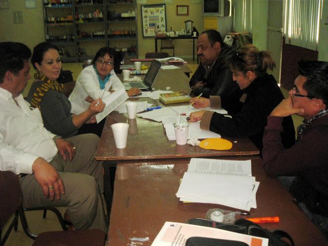 REUNION DE MAESTROS DE CULTURA DE LA LEGALIDAD EN LA SECUNDARIA 5