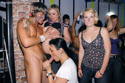 CFNM Sex Party with Teens
