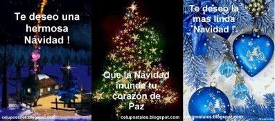 Celupostales postales animadas de navidad para enviar por - Tarjetas de navidad para enviar ...