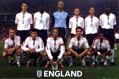 Football England