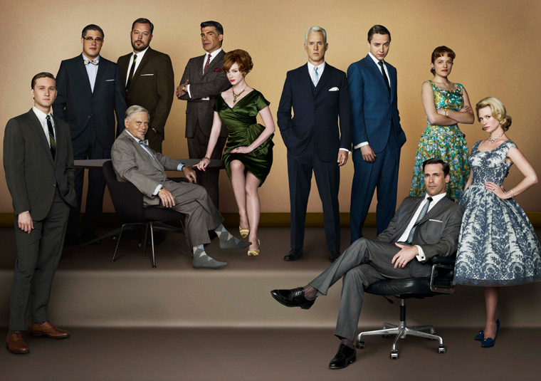 the cast of mad... Mad Men Cast
